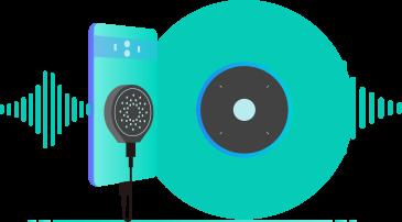 声纹采集器