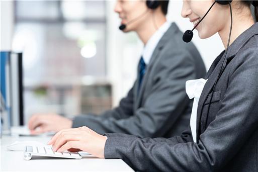 客服人员在线服务客户