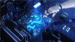 智能套电机器人