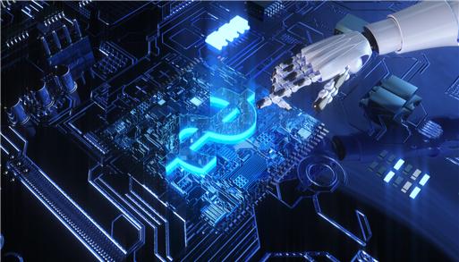 智能套电机器人顶部配图