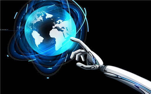 机器人自动处理信息