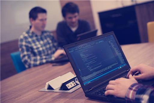 企业用户开发客服软件